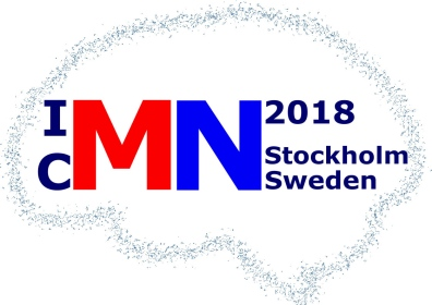 Logo type for ICMN2018