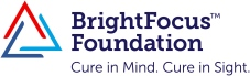 Logotyp BrightFocus Foundation